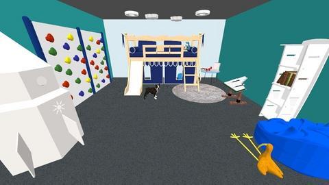 Play room - Kids room  - by XenaRose