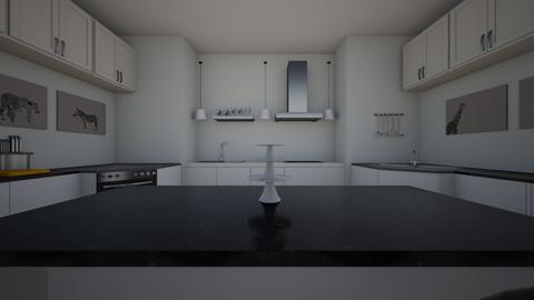 naomis kitchen  - Modern - Kitchen  - by naomi25051