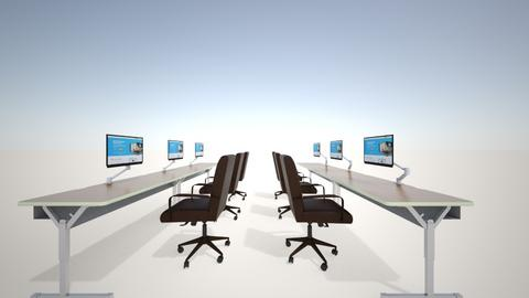 Workstation Area - Office  - by rrecce