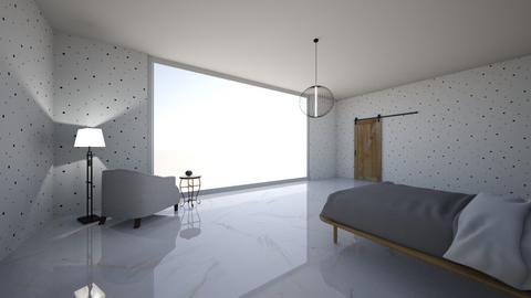 gece - Modern - Bedroom  - by hicran yeniay
