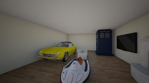sheeeessh - Modern - Living room  - by bruhbruhbruh