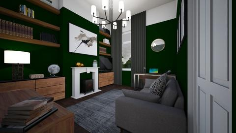 2nd LR - Living room  - by Matthew James Woods