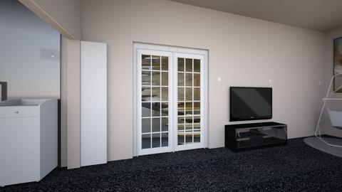modern house 2 - Modern - Bedroom  - by chaimaejamali