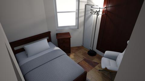 Bedroom - Bedroom - by micahlong90