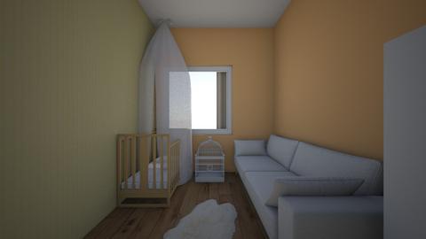 nnnn - Kids room  - by zjedzto