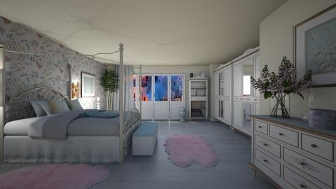 Blurry Bedroom - Bedroom  - by Irishrose58