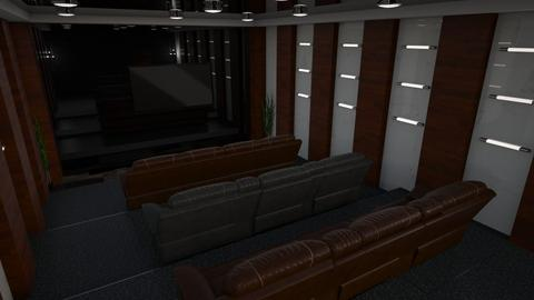Cinema In My Home - by Zileg