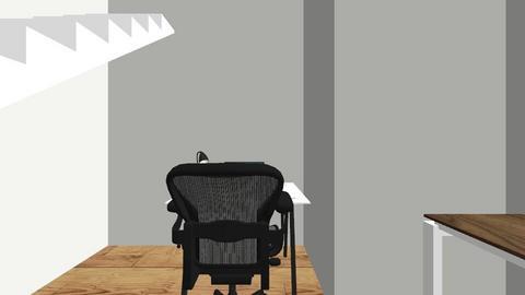 huis hanna - Living room  - by gittepauwels