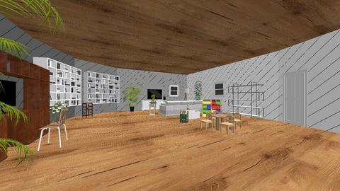 living room - Modern - Living room  - by williamnaud