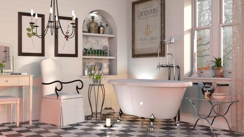 Luxury Bathtub - Classic - Bathroom  - by Sally Simpson
