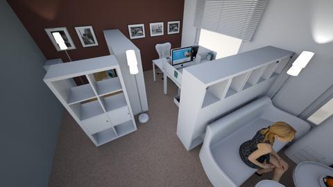 4 floor_new_Ikea - Office  - by ksiaoggi