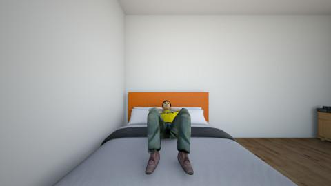 Crappy Room - Retro - Bedroom  - by GangstaKid246