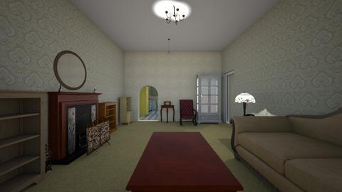 Vintage 1930s - Living room  - by mspence03