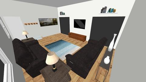 wbaby - Living room  - by eostestdummy