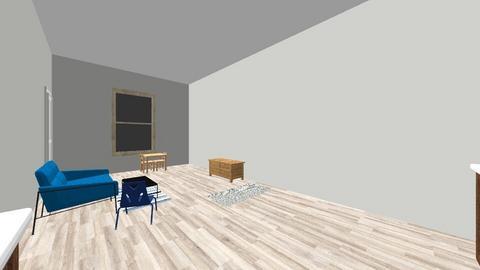 apt - Living room - by 2001ckim