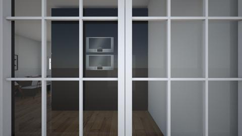 kitchen and dining - Modern - Kitchen  - by laukeex