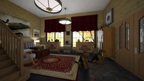 antiques  - Vintage - Living room  - by kla