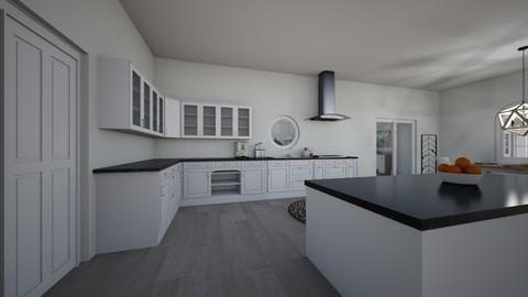 master room - Kitchen  - by siennahansen