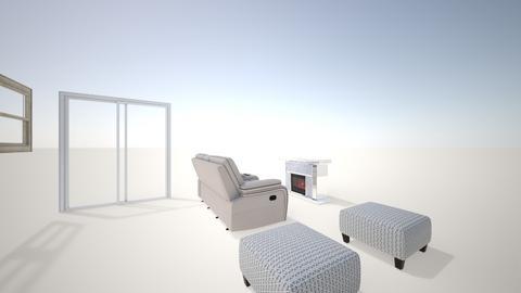 Living Room First Design - Modern - Living room  - by jjfan7