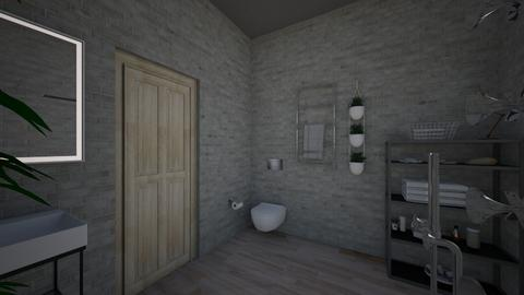 pt407 - Bathroom - by katarinaabelec8