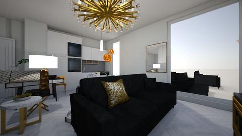 uppesilesia - Living room - by Oshee