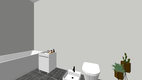 badkamer - Bathroom  - by Deejohny