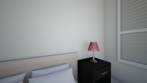 bryans bedroom - Minimal - by bryanbryan987