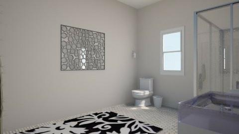 comfy bathroom - Glamour - Bathroom  - by AVA KALBRENER
