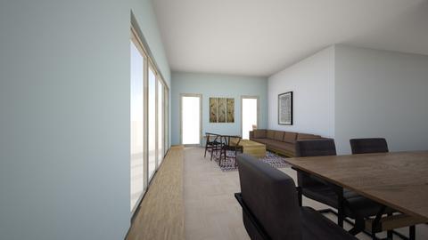 Full room 10 - Living room  - by gleidy