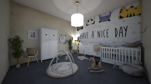 baby nursery 2 - Kids room  - by guacamolestyle