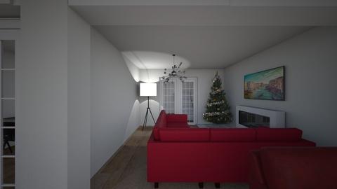 181020 liv3 - Living room  - by SEDE