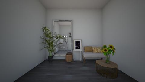 cu - Living room  - by kam323