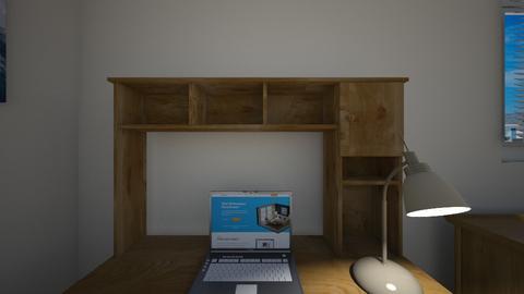 Beach Desk - Bedroom  - by mspence03