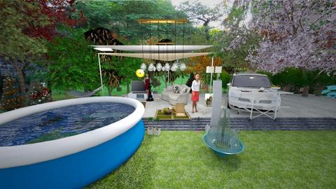 graden - Modern - Garden  - by Malithu
