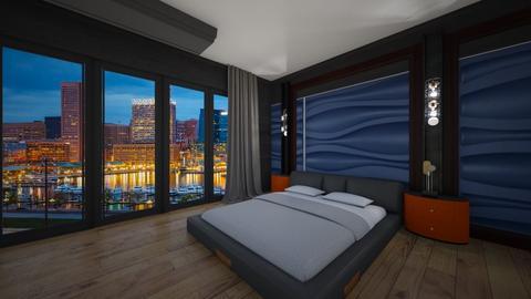 befun - Bedroom  - by rickglassinteriors