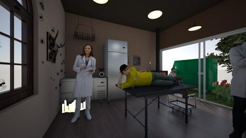 creepy - Kitchen  - by FaithSolter123