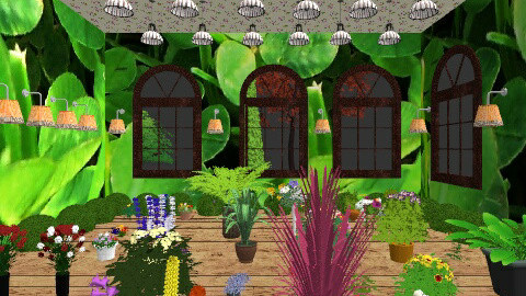 Eco-System - Classic - Garden  - by George K John
