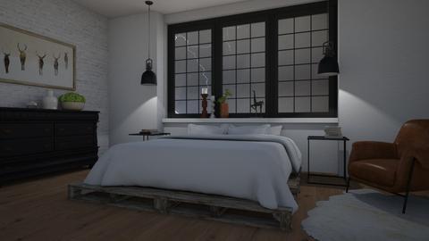 Storm - Bedroom  - by Thrud45