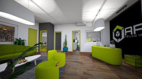open doors 4 - Kitchen - by APEXDESIGN