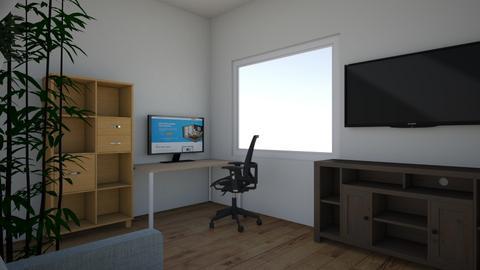 123 - Office  - by fherrera
