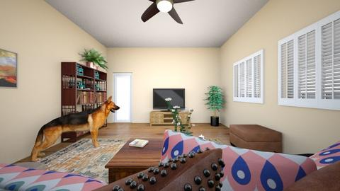 Living Room RA F - Living room  - by 54rr