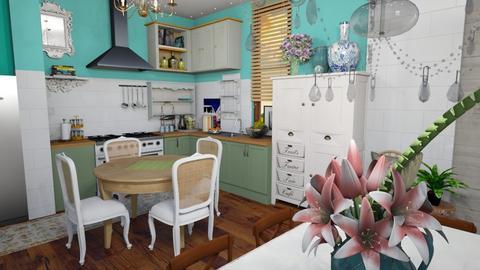 kitchen - by lais baptista