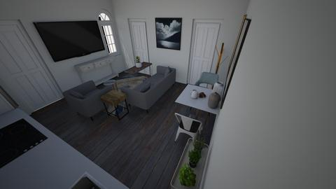 NN 9 - Living room - by Niva T