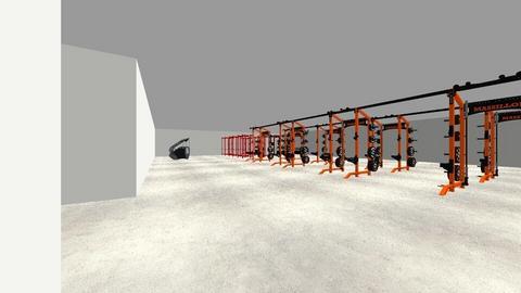 public gym - by rogue_66e41b02539108cb7fefdf1fc198e