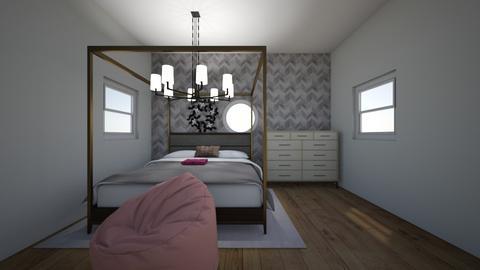 modern bedroom - Modern - by vhernandezzz
