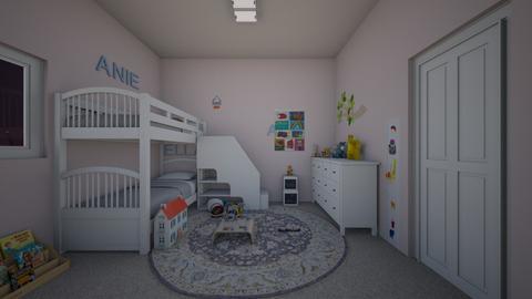 CanI - Minimal - Bedroom  - by emivim