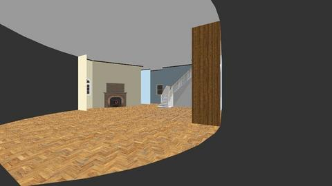 SJ Clybourne Park Act 2 - Living room  - by sjef23