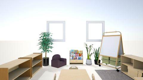 Playroom of Micah_v1 - Minimal - Kids room  - by Vithusha