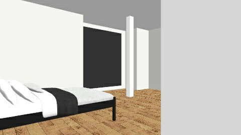 Suite Parentale - Modern - Bedroom - by sianapinkee