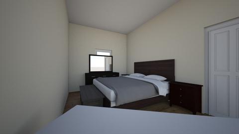 nhn sm garage conversion - Rustic - Bedroom  - by nhnhouston